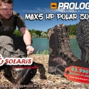 Prologic Max 5HP polar zone+ bakancs, Rhino VX 65, Vizisport