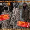 Prologic MAX5 Thermo Armour Pro Kantáros nadrág , Spiderwire Stealth Smooth 8 fonott zsinór 150m, Horgász